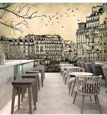 shinehome european modern grey city building architecture sketch