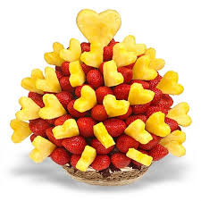 send fruit bouquet ukraine freshest fruits bouquet for your beloved send
