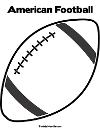 fresh coloring pages football 50 drawings coloring