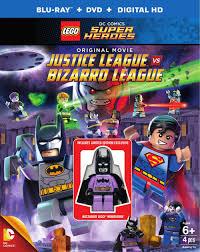 lego movie justice league vs the justice league battles the bizarro league in new lego movie