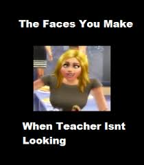 Sims Meme - lol look its a sims 4 meme by insomniacproxie on deviantart