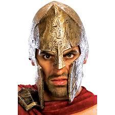 Spartan Costume Halloween Amazon 300 Deluxe Spartan Helmet Clothing