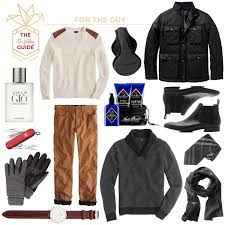 holiday guide for the guy style cuspstyle cusp