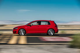 2015 volkswagen golf gti first test motor trend