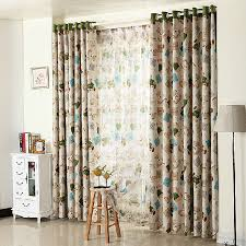 Kids Curtains Amazon Smartness Ideas Patterned Curtains Cute Green Bear Patterned