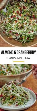 thanksgiving slaw recipe high fibre lunches slaw recipes and