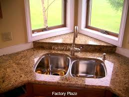 Corner Kitchen Sink Base Cabinet Bathroom Mesmerizing Kitchen Corner Sinks Ideas White Sink Small