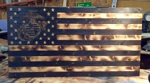 Wooden Nautical Flags Diy Wooden American Marine Flag The Furrminator