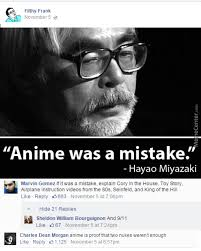 Anime Meme Website - anime was a mistake by tobimerona meme center