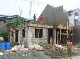 Small House Construction | the grove subdivision house construction project in mandurriao group