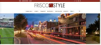 home hardware design book frisco style magazine hires local web design team of osky blue to