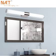 bathroom mirrors lights 38 best acrylic led bathroom mirror light images on pinterest