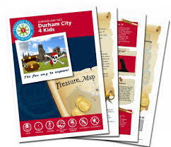 things to do in durham city with the kids treasure trail