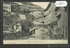 fotos antiguas eibar eibar puente de ardanza v novillo foto re comprar postales