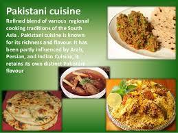 la cuisine pakistanaise pakistan