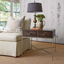 caign style side tables coffee table antiques atlas pair caign style coffee tables