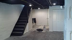 paint basement ceiling great soundproofing a basement ceiling
