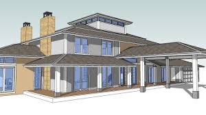 hip house presentation how to make a hip roof using sketchup and