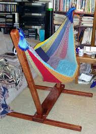 Exciting How To Build A by Making A Hammock Stand Exciting How To Make A Hammock Bed With