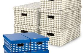 office depot cardboard storage boxes