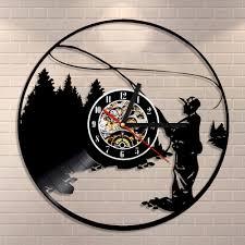 Vinyl Record Wall Mount Online Get Cheap Laser Wall Clock Aliexpress Com Alibaba Group
