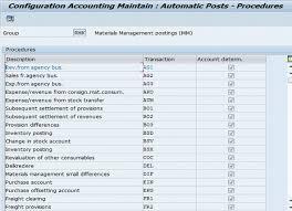 sap t code description table sap fi integration