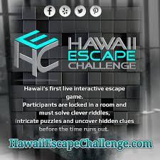 hawaii escape challenge 35 photos u0026 43 reviews escape games