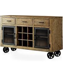 amazon com industrial server dining room sideboard cabinet