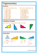 trigonometry worksheet booklet by stacy3010 teaching resources tes
