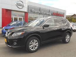black nissan rogue 2016 used 2016 nissan rogue sv awd