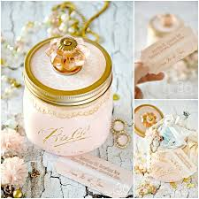 bridal gift jar gift jar crafts