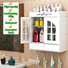 kitchen wall cabinet load capacity brand new bathroom wall mounted cabinet with two doors non perforated pvc medicine cabinet bathroom wash cabinet with drawer walmart