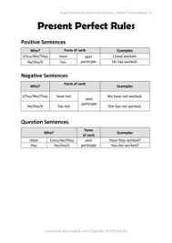 stories and exercises to practice the perfect tenses u2013 really