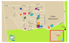 Tulum Map Debriefing So You Want To Buy A Home In The Riviera Maya