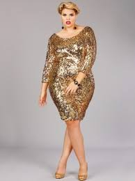 gold party dress cutethickgirls gold plus size dresses 01 cuteplus dresses