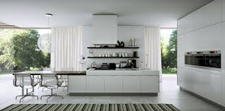 variety of modern and minimalist kitchen design ideas which looks