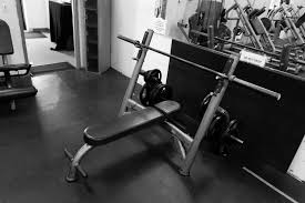 workout bench academy bench decoration