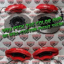 Dodge Challenger Colors - dodge charger u0026 challenger hellcat front brembo calipers u0026 rotors