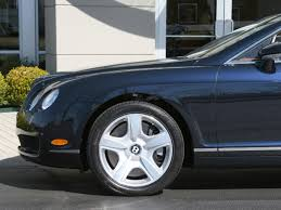 navy blue bentley 2007 bentley continental gt convertible