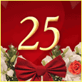 25th Anniversary Wishes Silver Jubilee 123greetings Search 25th Anniversary E Card Ecards