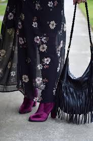 fringe hobo leather bag barefoot in la fashion blog style