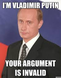 Your Argument Is Invalid Meme - your argument is invalid weknowmemes generator