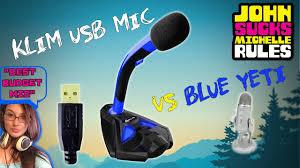 black friday blue yeti best cheap budget usb gaming mic under 30 klim vs blue yeti