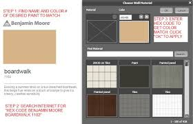 how to match paint colors in roomsketcher roomsketcher blog