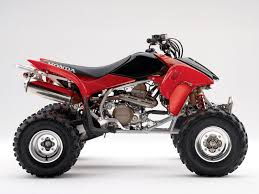 2006 honda trx450r atv pictures features