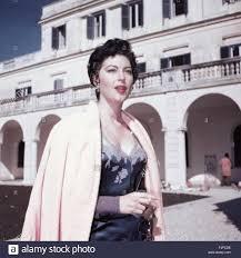 ava gardner the barefoot contessa 1954 directed by joseph l