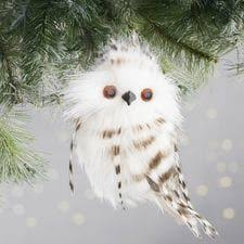feather owl ornament crafts owl ornament owl and