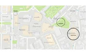 Washington University Campus Map by Wedding U2014 Molly U0026 Brett