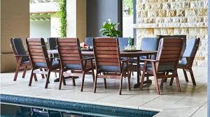 13 piece dining room set piece outdoor oval dining setting 13