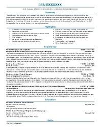 Property Management Resume Samples by Property Management Resume Examples Real Estate Resumes Livecareer
